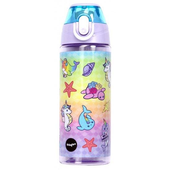 """Детска бутилка за вода от тритан """"Морски мотив"""""""