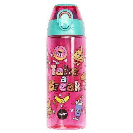 """Детска бутилка за вода """"TAKE A BREAK"""""""