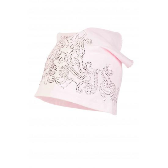 """Детска лятна забрадка в розово за момиче """"OLIWIA"""""""
