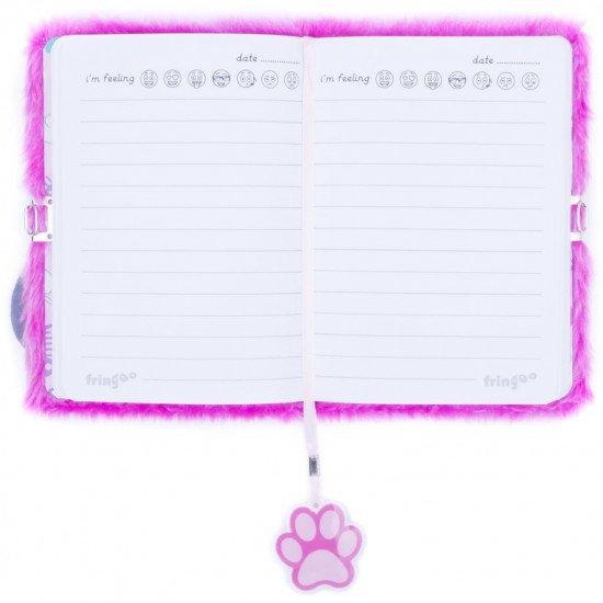 """Таен дневник за момичета """"Коте"""""""