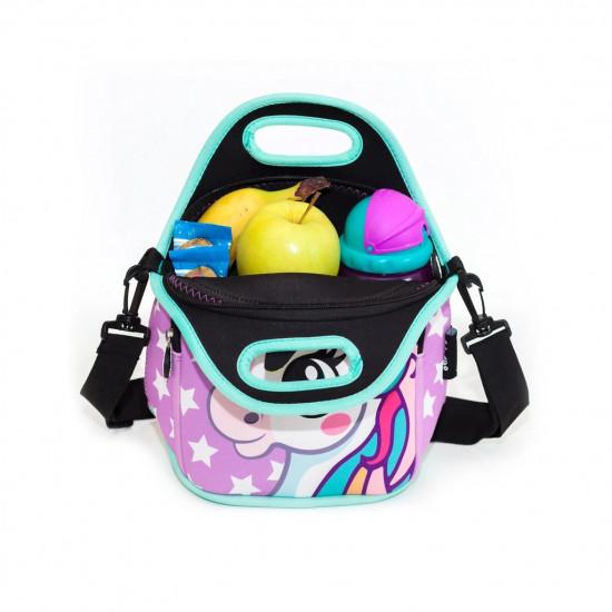 """Детска чанта за обяд """"Еднорог"""""""