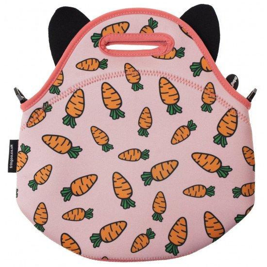 "Детска чанта за обяд ""Зайче"""