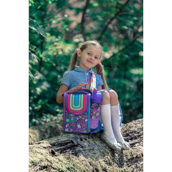 """Детска термо чанта за храна """"Дъга"""""""