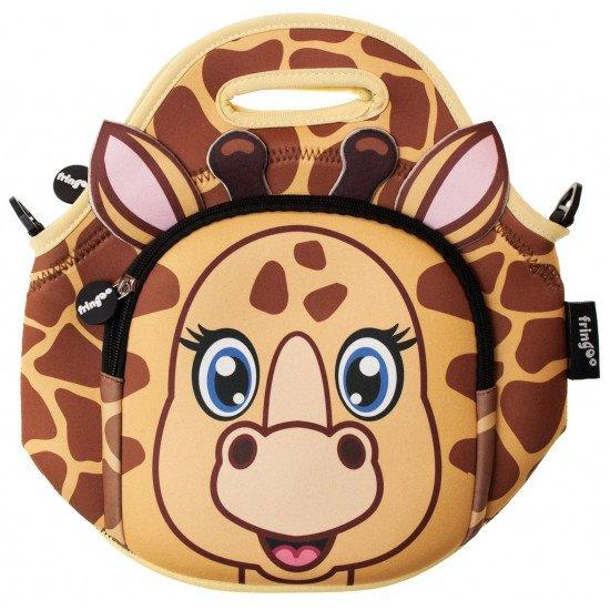 """Детска чанта за обяд """"Жираф"""""""