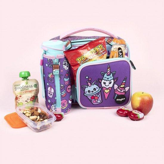 """Детска чанта за обяд  """"CUTE FOOD"""""""