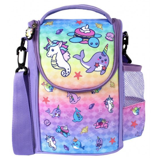 """Детска термо чанта за храна """"Морски мотив"""""""