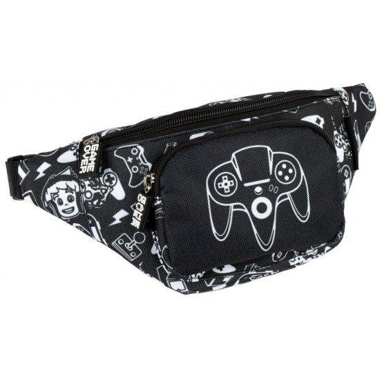 "Детска чанта за през кръста за момче ""Game On"""