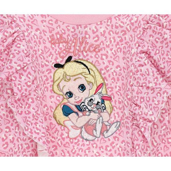 """Бебешка рокля в розово """"Алиса"""""""