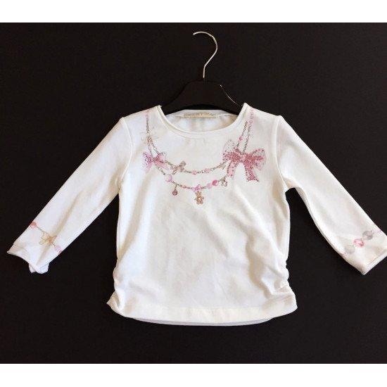 "Детска блуза за момиче "" Панделка"" на ELSY"