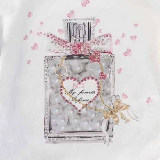 """Детска блуза за момиче """"Romantic"""" by ELSY"""