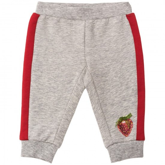 Панталони Bon Ton с ягода за момиче Monnalisa