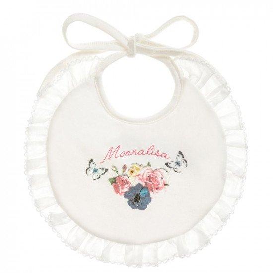 Страхотен луксозен лигавник за бебе на MONNALISA