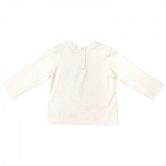 """Бебешка блуза """"Love"""" за момиче на MONNALISA"""