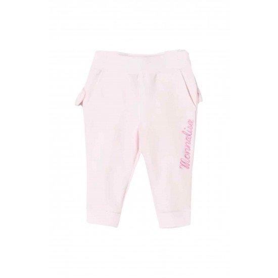 Бебешки спортен екип в розово