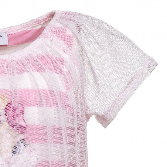 Детска лятна рокля райе с Лола
