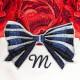 Детска блуза с бродирани цветя за момиче на MONNALISA