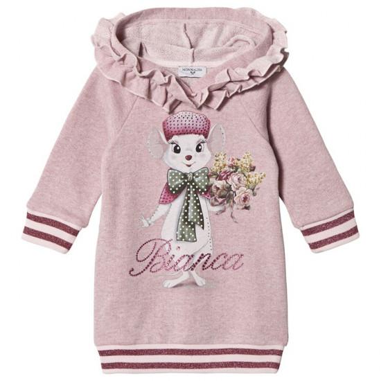 """Детска спортна рокля с качулка """"Bianca"""""""