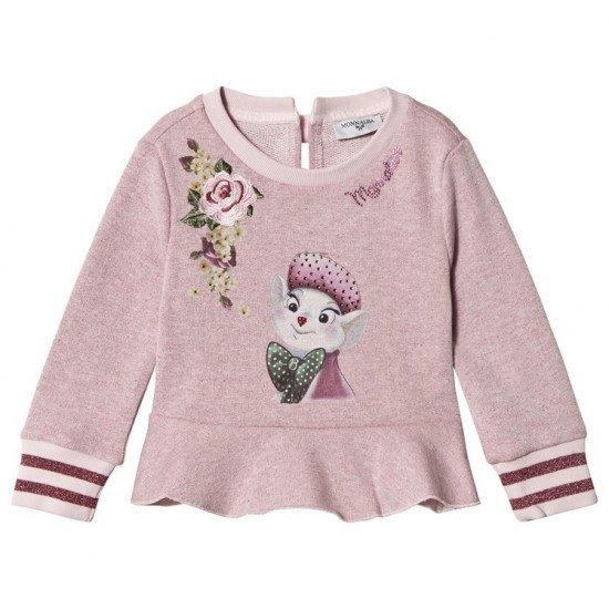Детска красива блуза Bianca