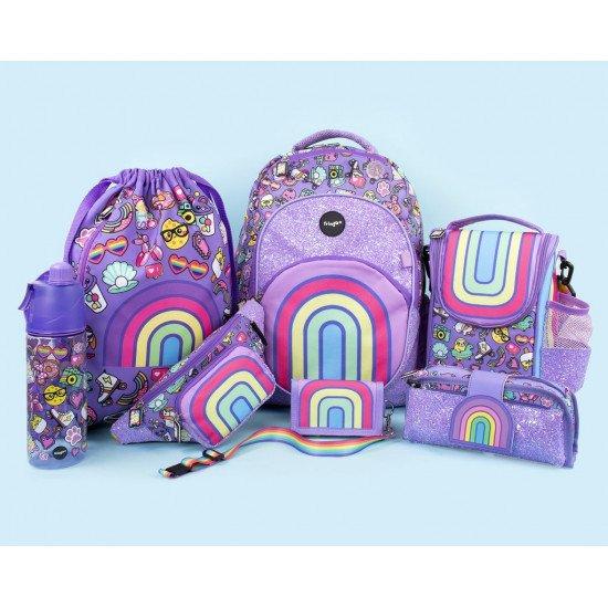 """Детска чанта за през кръста момиче """"Дъга"""""""