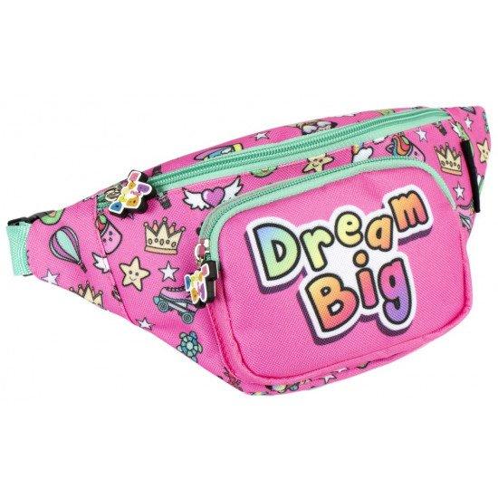 """Детска чанта за през кръста момиче """"Big Dream"""""""