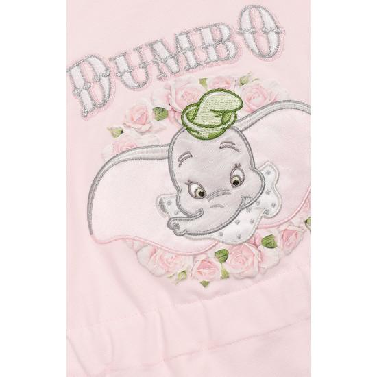 """Бебешка блуза в розово """"Дъмбо"""""""