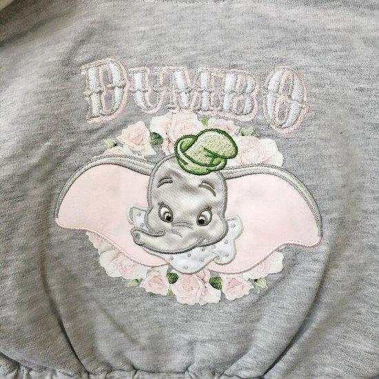 """Бебешки спортен екип в сиво """"Дъмбо"""""""