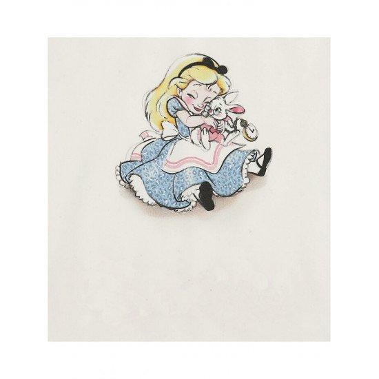 """Луксозна бебешка пелена """"Алиса"""""""