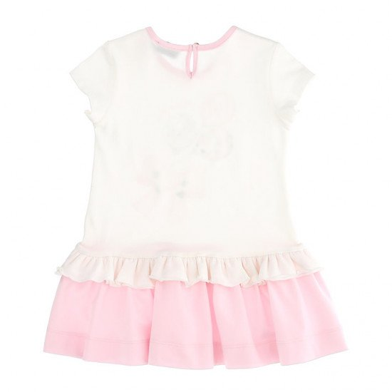"Бебешка лятна рокля ""Балони"""