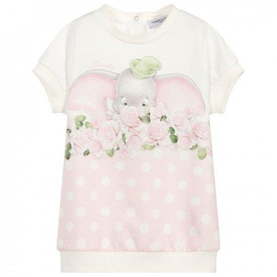 """Бебешка лятна рокля """"Дъмбо"""""""