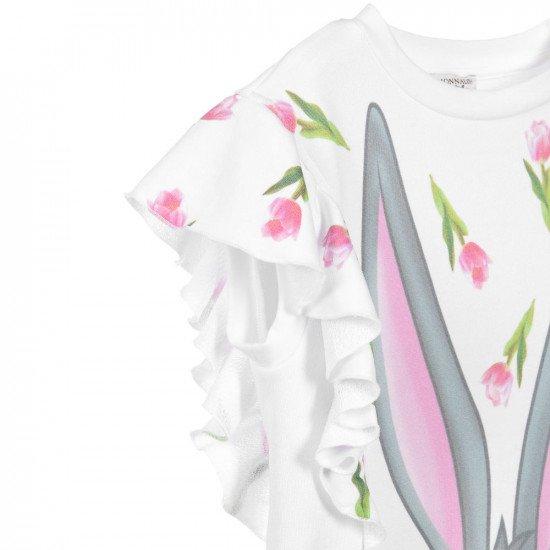 Детска лятна рокля със зайчето Bugs Bunny