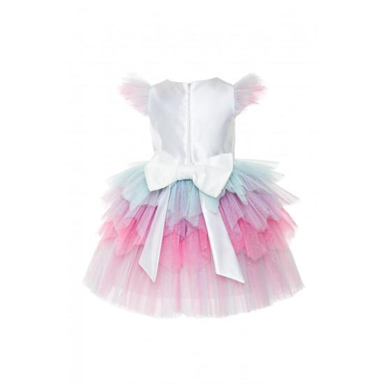 Детска официална рокля Русалка